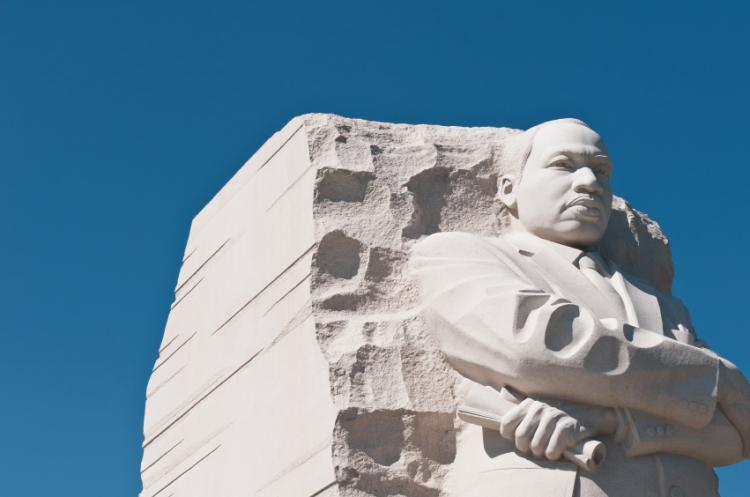 National Martin Luther King, Jr., Monument in Washington, DC
