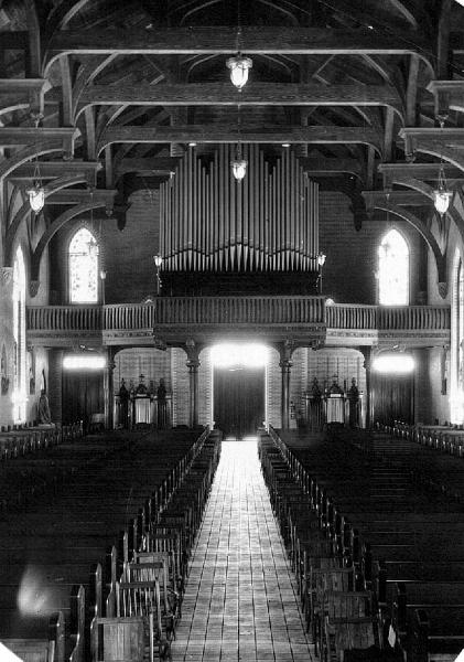 Early Interior Photo