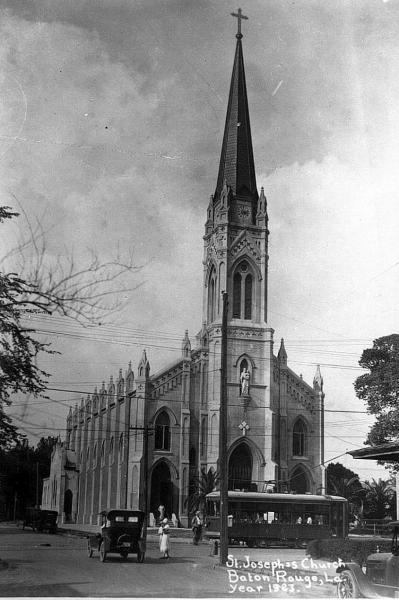 Church in 1923