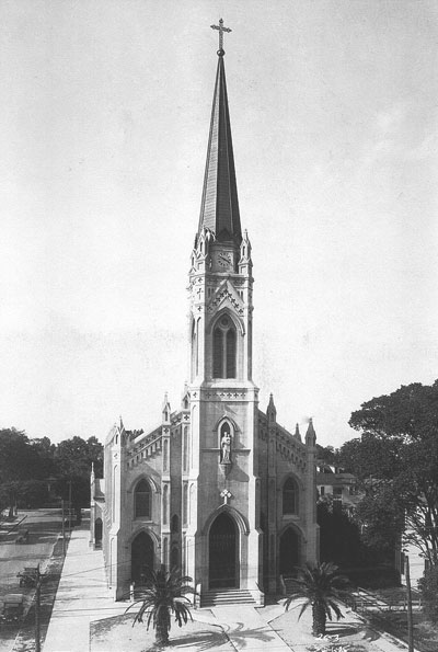 Church in 1925