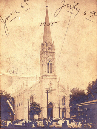Church in 1906